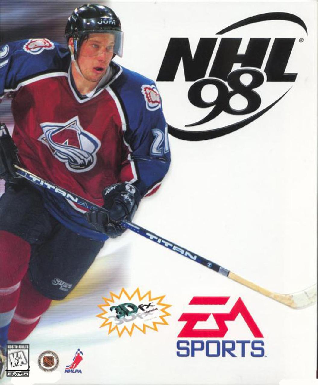 NHL 98 - Genesis Game
