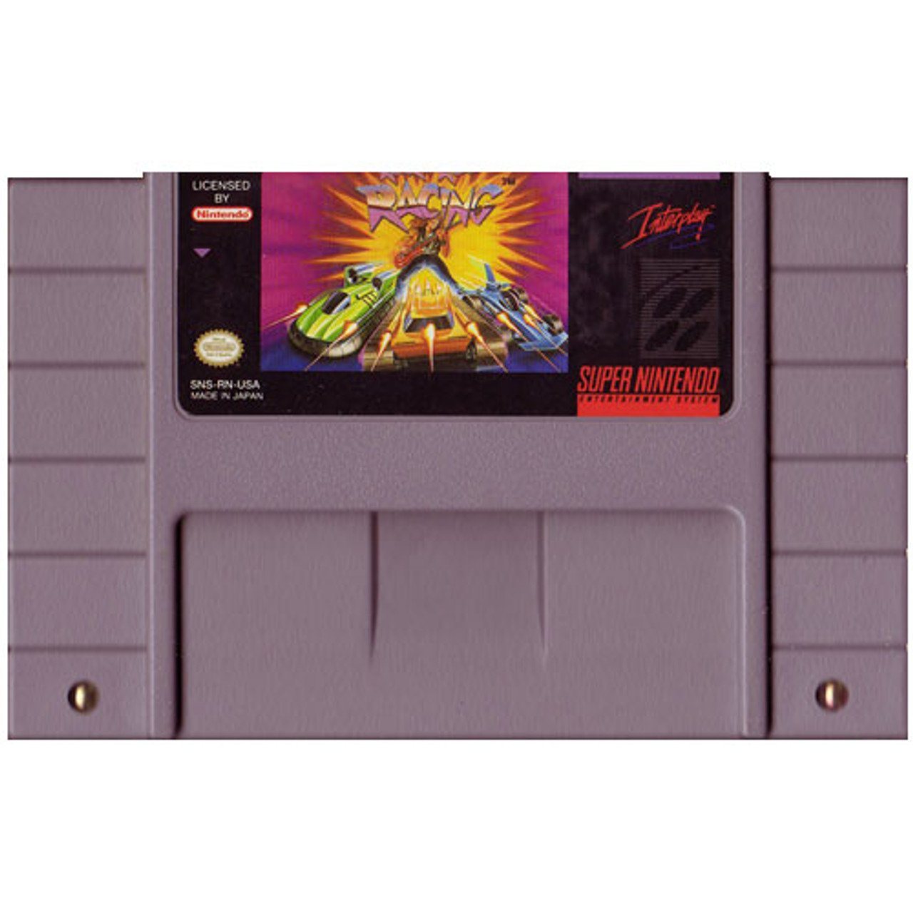 Rock And Roll Games >> Rock N Roll Racing Snes Game