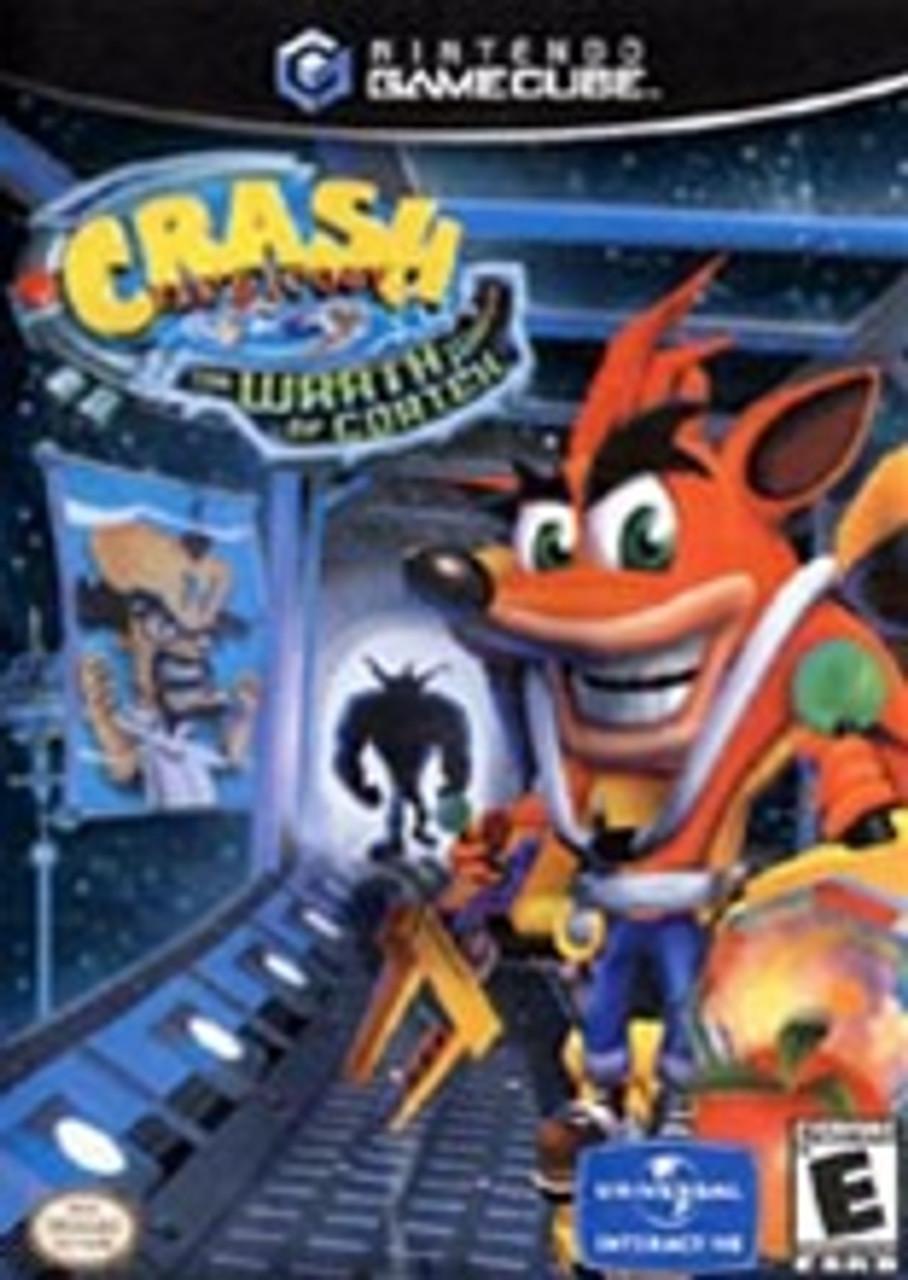 Crash Bandicoot Wrath Of Cortex Gamecube Game