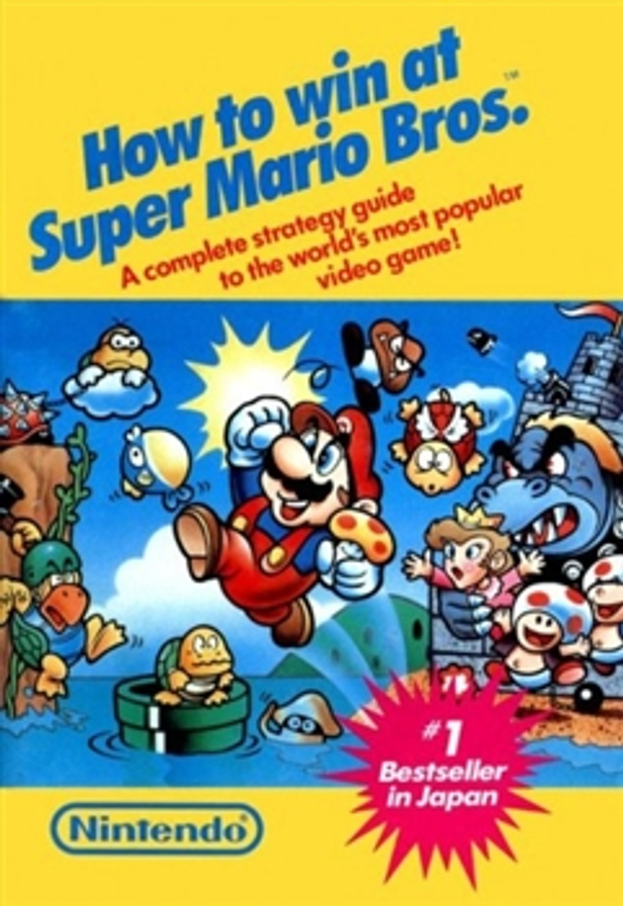 How to win at Super Mario Bros  - NES Guide