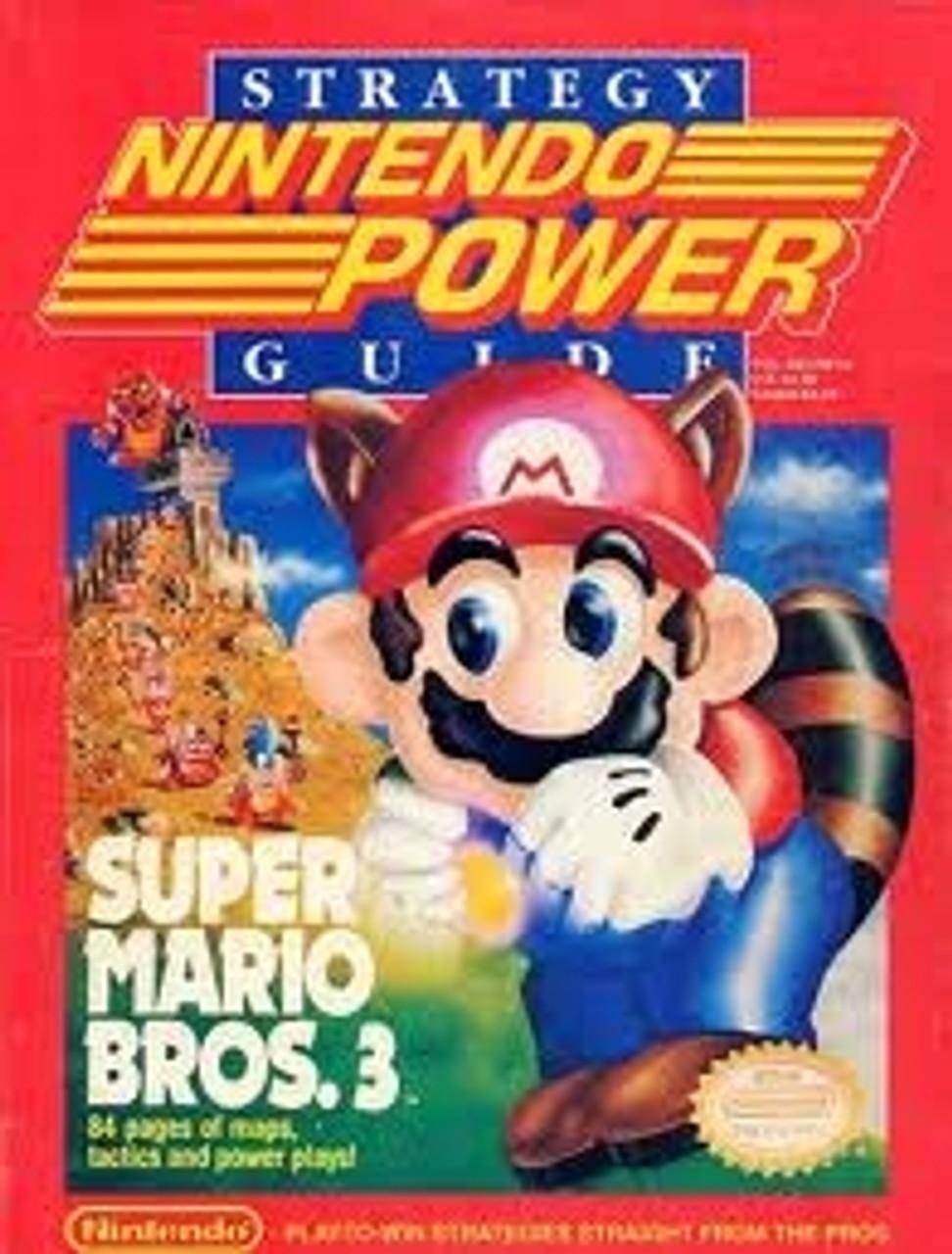 Super Mario Bros  3 - Nintendo Power Strategy Guide