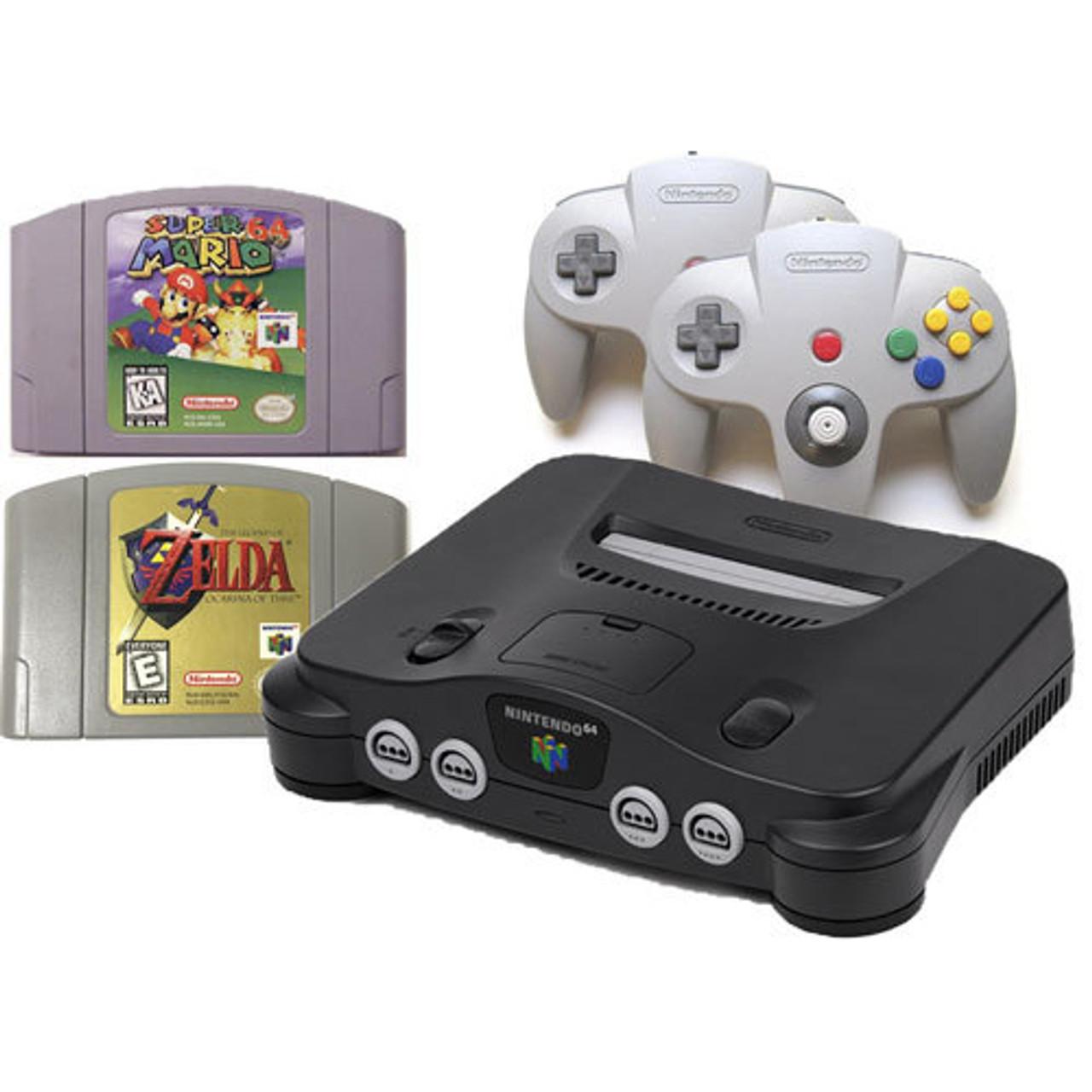 *FAN FAVORITE* N64 Mario Zelda Pak