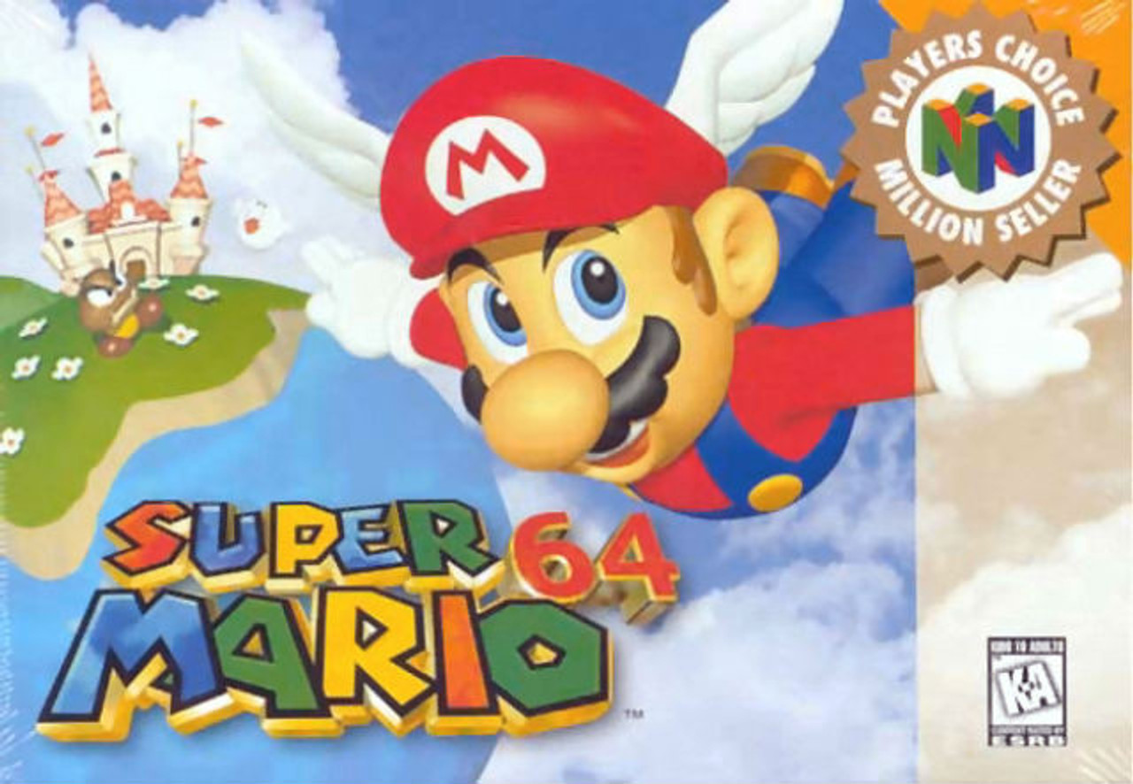 Image result for super mario 64