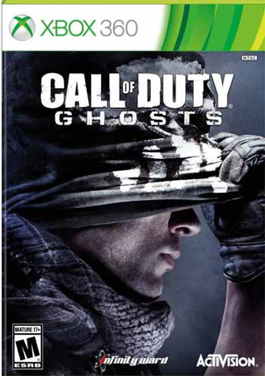 Call Of Duty Ghosts Xbox 360 Game For Sale Dkoldies