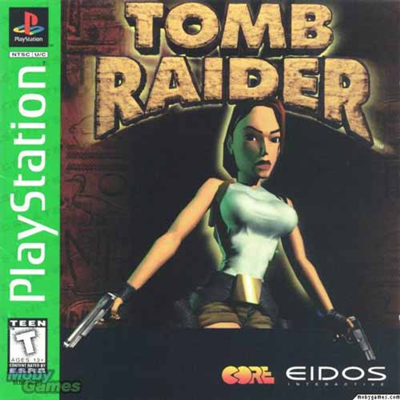 Complete Tomb Raider Greatest Hits Ps1 Game For Sale Dkoldies