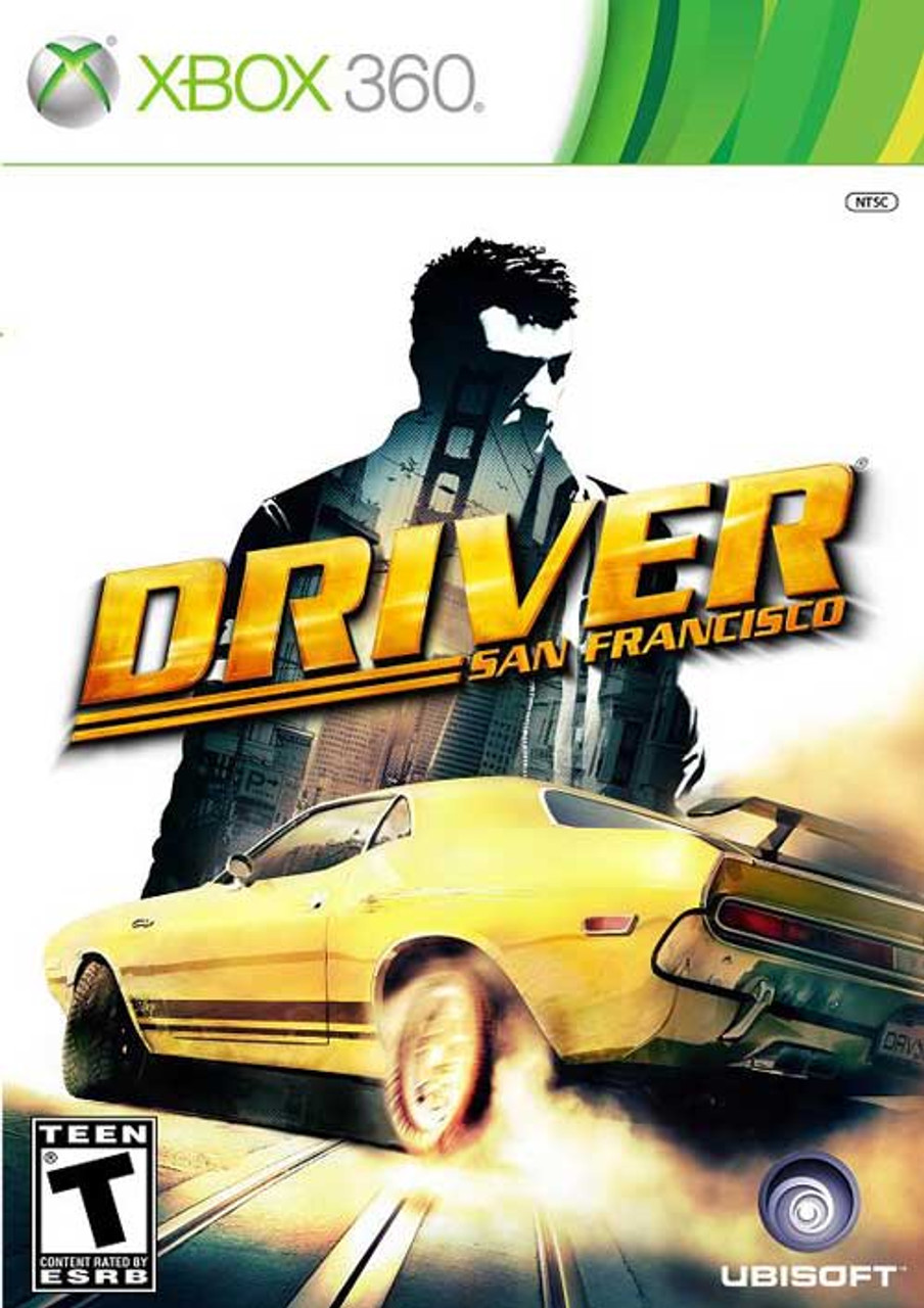 Driver San Francisco Xbox 360 Game For Sale Dkoldies