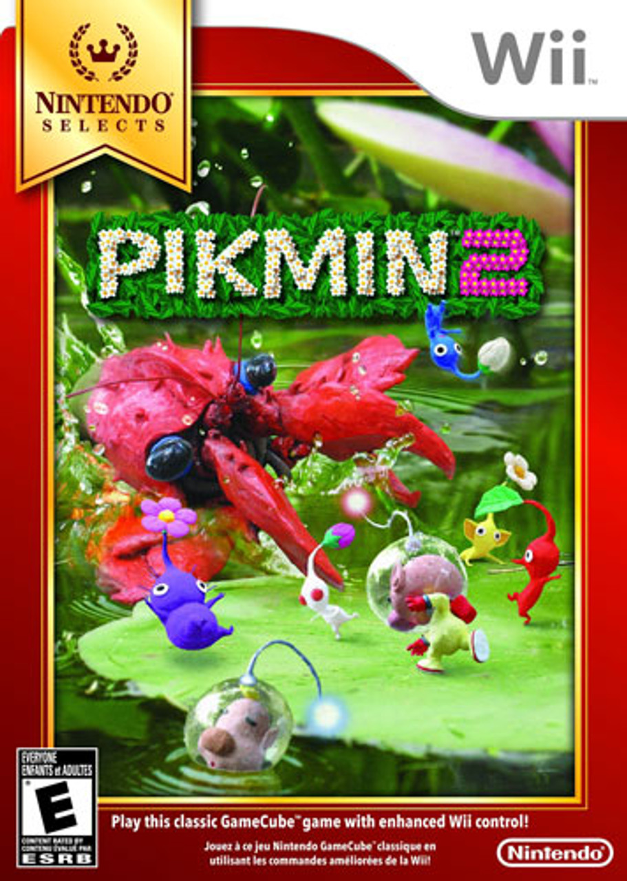 Pikmin 2 Nintendo Wii Game For Sale Dkoldies