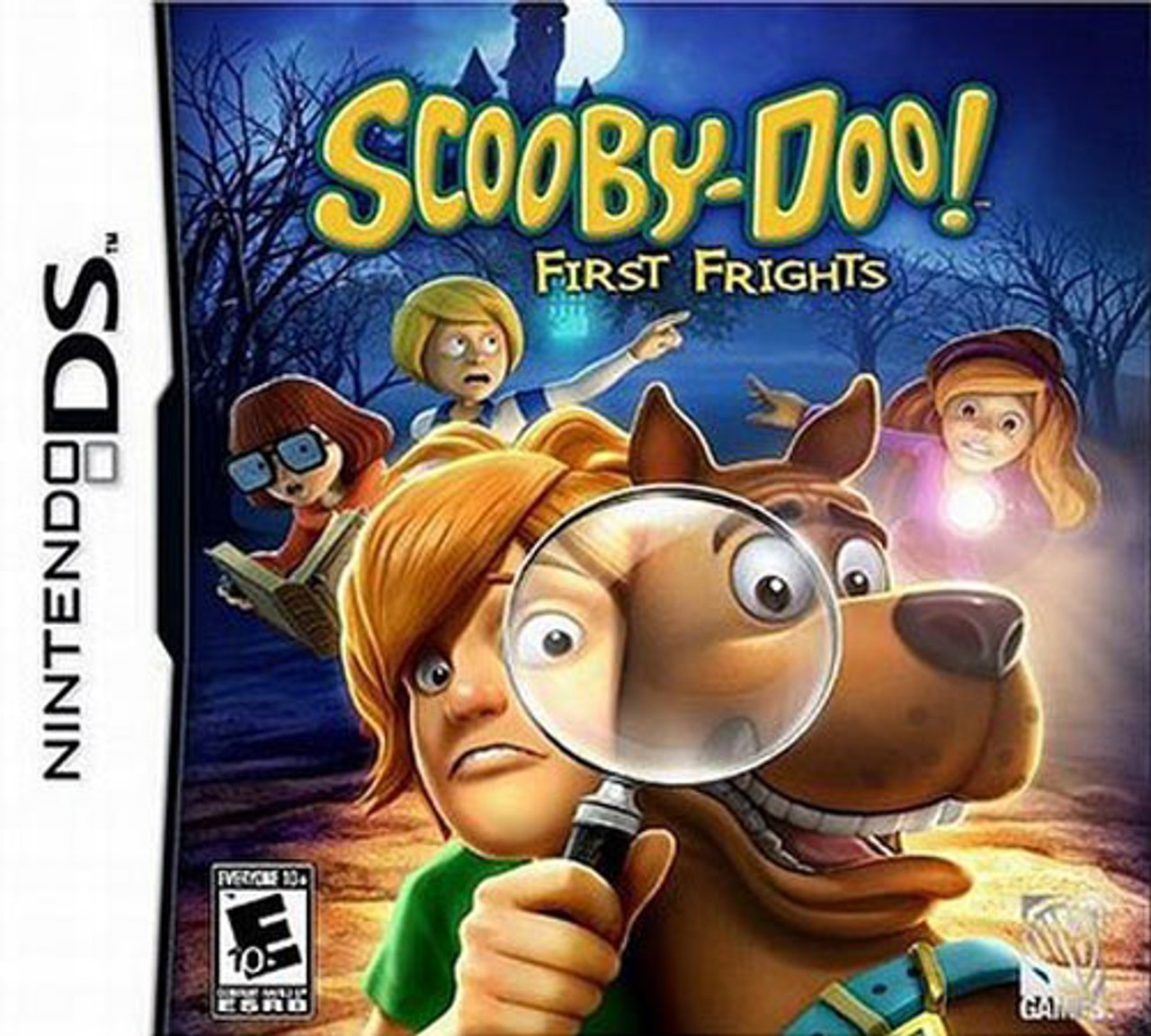Scooby Doo First Frights Nintendo Ds Game For Sale