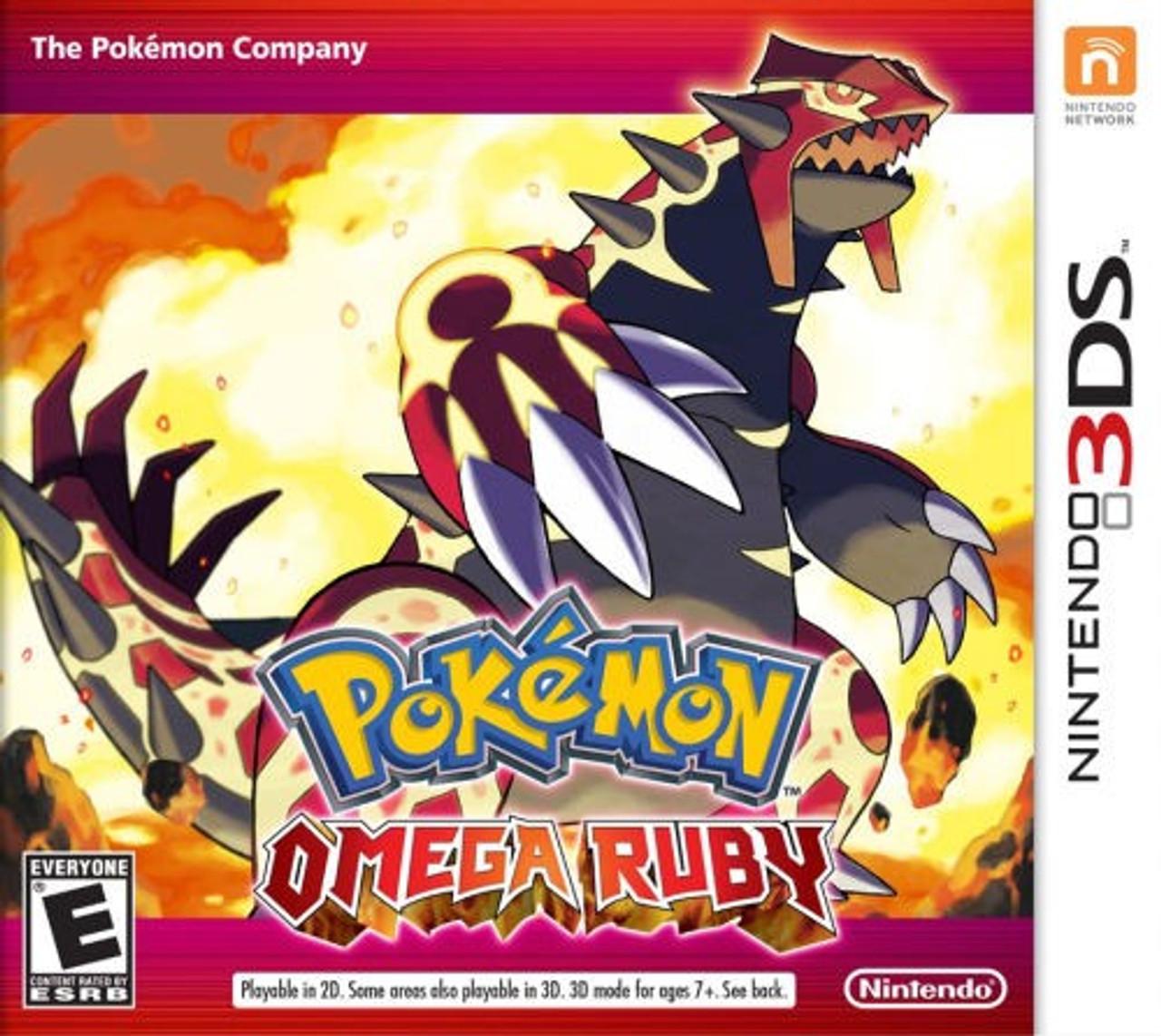 Pokemon Ruby GBA game case Game Case