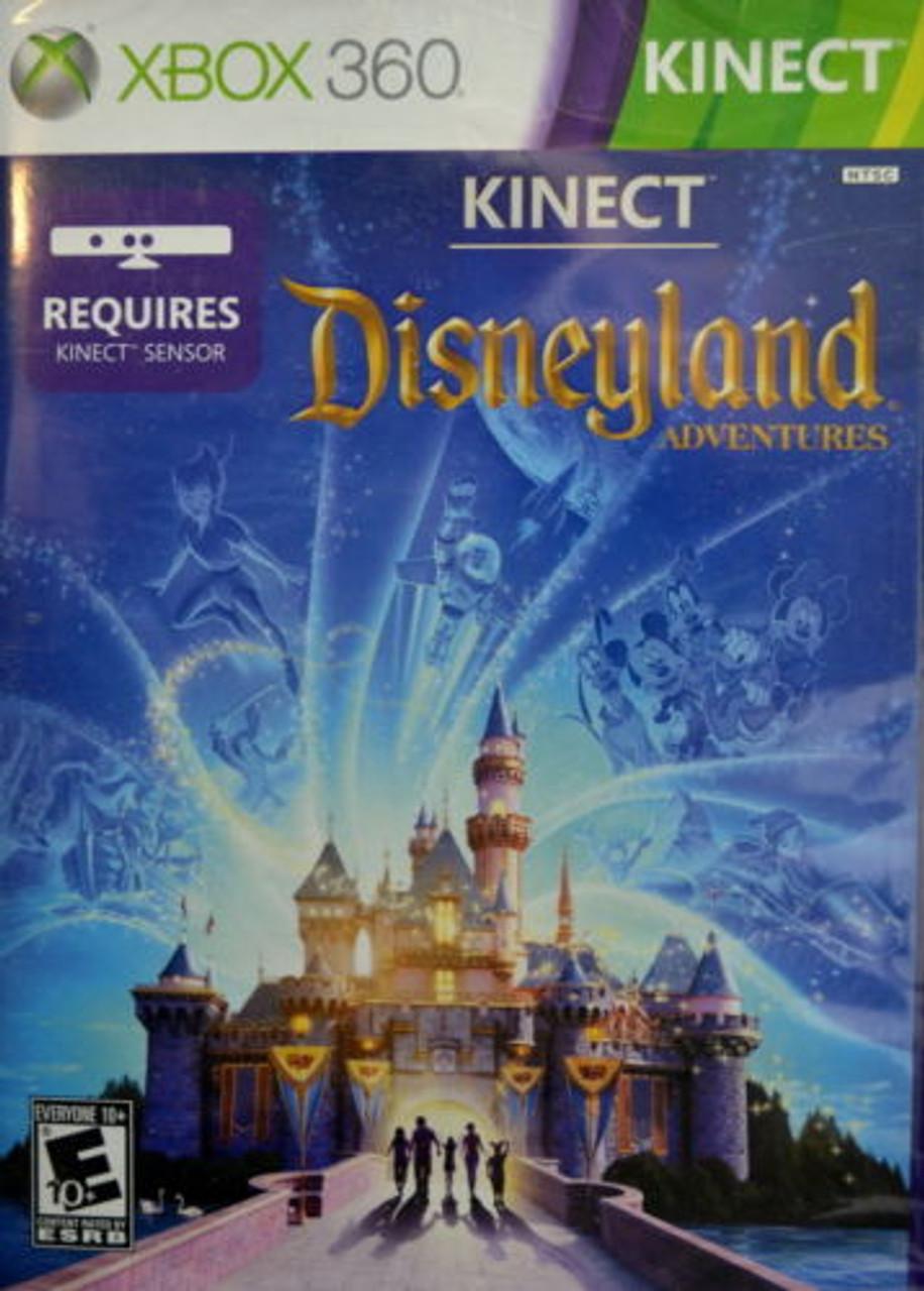 Kinect Disneyland Adventures - Xbox 360 Game