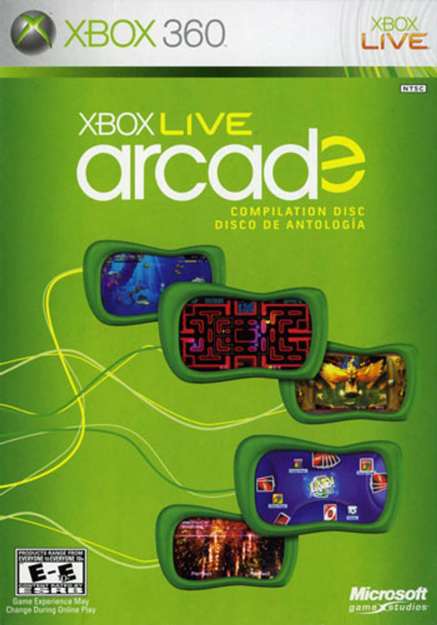 Xbox Live Arcade - Xbox 360 Game
