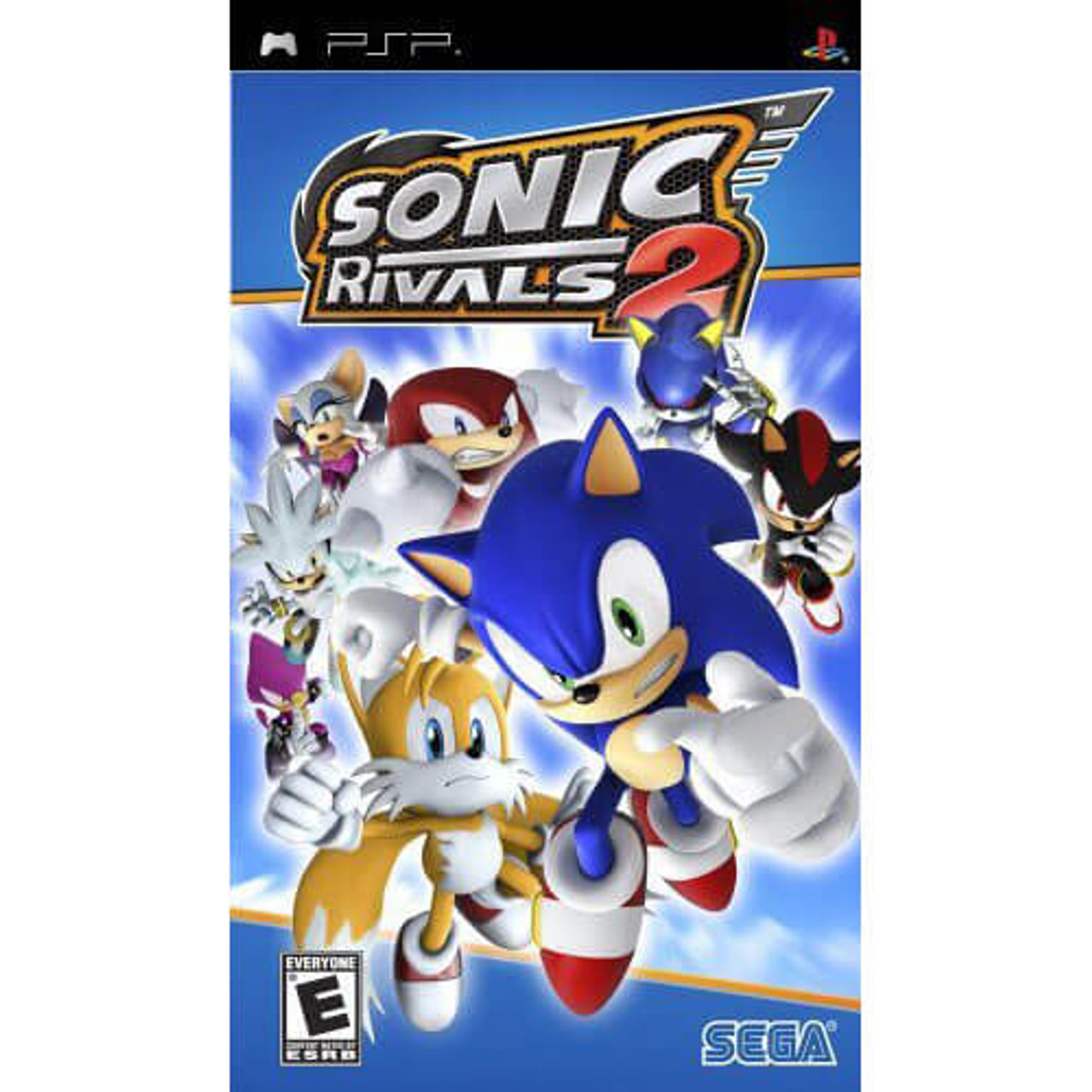 Sonic Rivals 2 Psp Game For Sale Dkoldies