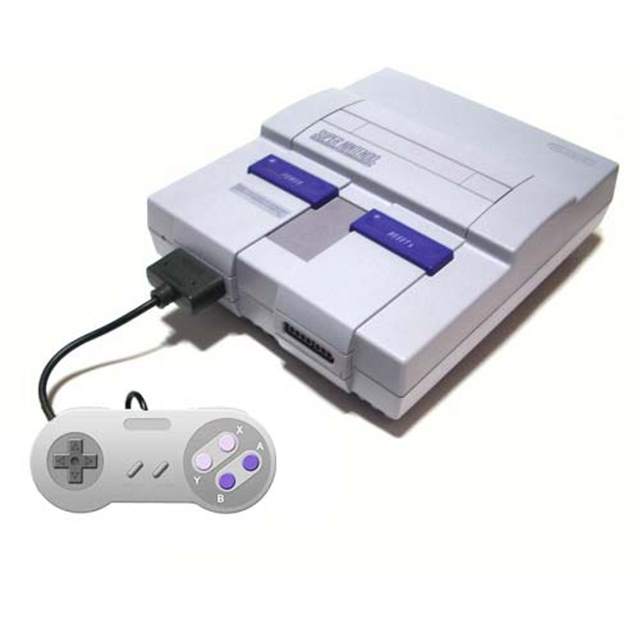 Super Nintendo Console Original Snes Bundle Cheap