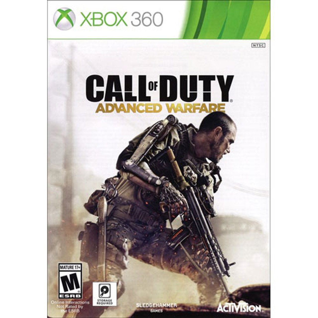 Call Of Duty Advanced Warfare Xbox 360 Game For Sale Dkoldies