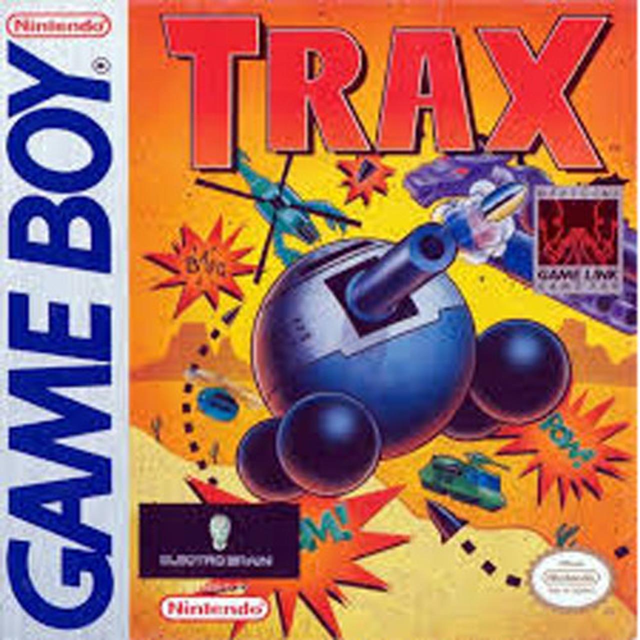 Trax - Game Boy Game