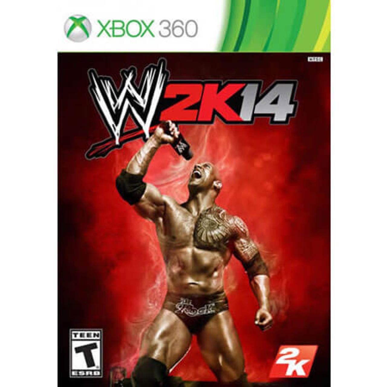 WWE 2K14 - Xbox 360 Game