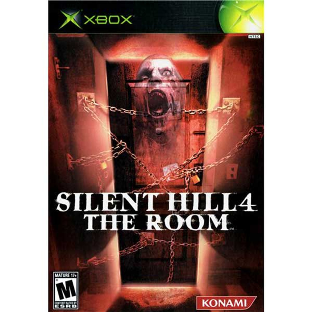 Silent Hill 4 The Room Xbox Game For Sale Dkoldies