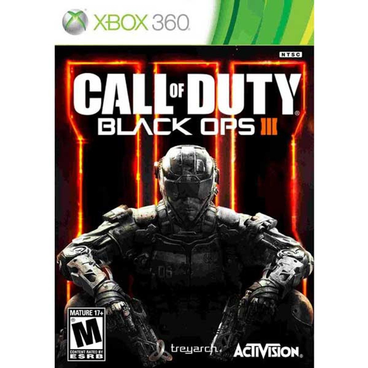 Call Of Duty Black Ops Iii Xbox 360 Game For Sale Dkoldies
