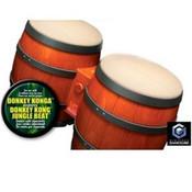 Donkey Konga Bongo Drums - GameCube Accessory
