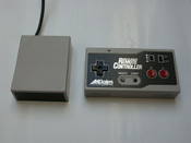 Wireless Controller for The Nintendo NES with Sensor.