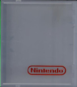 NES Game Hard Plastic Case CLEAR - 1 ct