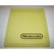 NES Game Hard Plastic Case YELLOW - 1 ct