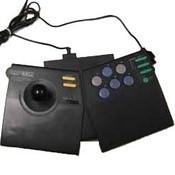 Capcom Fighter Power Stick Controller - Nintendo NES