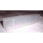 Super Nintendo SNES Clear Plastic Dust Cover - 1 ct