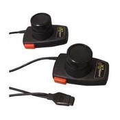 Original Paddle Controllers - Atari 2600