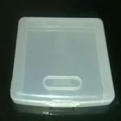 Sega Game Gear Clear Plastic Dust Cover