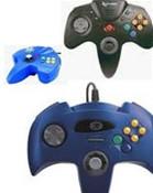 3rd Party Controller - Nintendo 64 (N64)