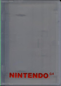 N64 Game Hard Plastic Case CLEAR - 1 ct