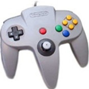 Original Controller Grey - Nintendo 64 (N64)