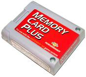 Performance Memory Card Plus - Nintendo 64 (N64)