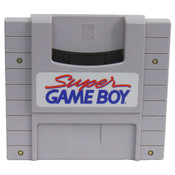 Super Gameboy Player add on attachment for the original Super Nintendo SNES Console for sale online.