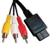 GameCube AV TV Cable