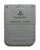 Original Memory Card Grey - PS1