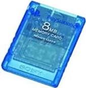 PS2 Original Memory Card 8mb Blue - Playstation 2 (PS3)