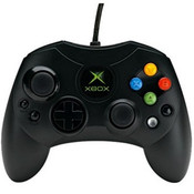 Original S Controller Black - Xbox