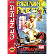 Prince of Persia - Empty Genesis Box