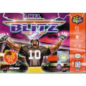 NFL Blitz Empty Box For Nintendo N64