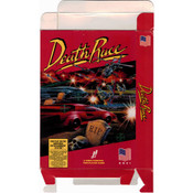 Death Race - Empty NES Box