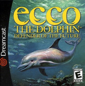 Complete Ecco The Dolphin - Dreamcast Game