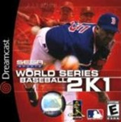 Complete World Series Baseball 2K1 - Dreamcast Game