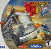 Complete Vigilante 8 2nd Offense  - Dreamcast Game