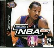 NBA 2K2  - Dreamcast Game