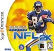 Complete NFL 2K Football  - Dreamcast Game