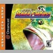 Complete Sega Bass Fishing  - Dreamcast Game