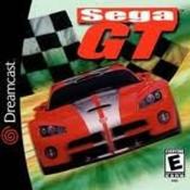 Sega GT - Dreamcast Game