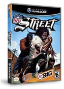 NFL Street - GameCube Game